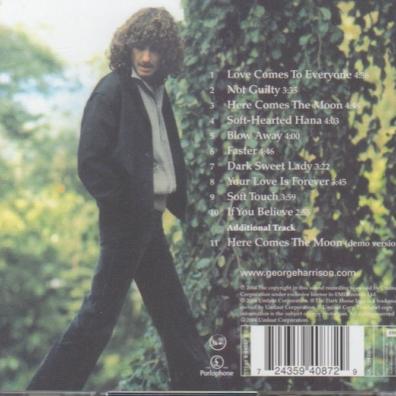 George Harrison (Джордж Харрисон): George Harrison