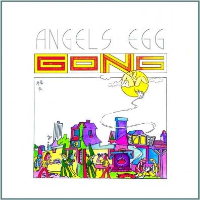 Gong (Гонг): Angel's Egg