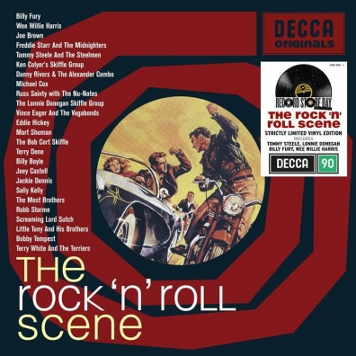 The Rock And Roll Scene (RSD2020)