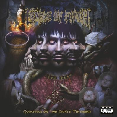Cradle Of Filth (Кредл Оф Филд): Godspeed On The Devil'S Thunder