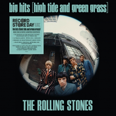 The Rolling Stones (Роллинг Стоунз): Big Hits (High Tide & Green Grass) (RSD2019)