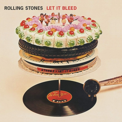 The Rolling Stones (Роллинг Стоунз): Let It Bleed (50th Anniversary Limited Deluxe Edition)
