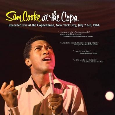 Sam Cooke (Сэм Кук): Sam Cooke At The Copa