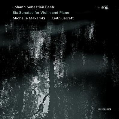 Michelle Makarski: Bach J.S./Six Sonatas For Violin And Piano