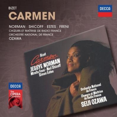 Seiji Ozawa (Сэйдзи Одзава): Bizet: Carmen