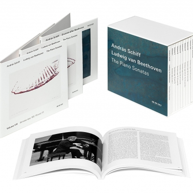 Andras Schiff (Андраш Шифф): Beethoven: The Piano Sonatas - Complete Edition