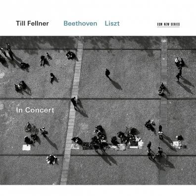 Till Fellner (Тилль Феллнер): Beethoven, Liszt: In Concert