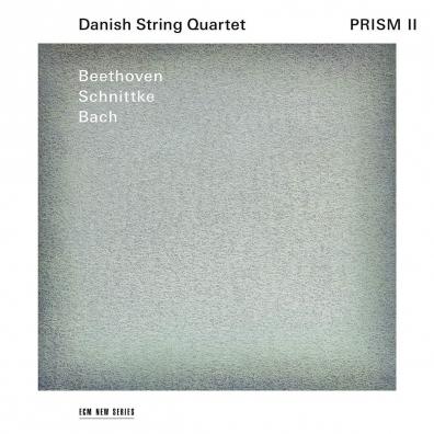 Danish String Quartet (Даниш Стринг Квартет): Prism Ii: Bach, Schnittke, Beethoven