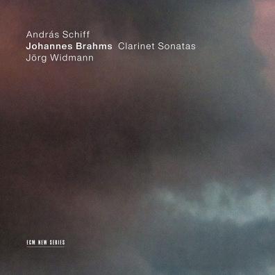 Andras Schiff (Андраш Шифф): Brahms: Clarinet Sonatas