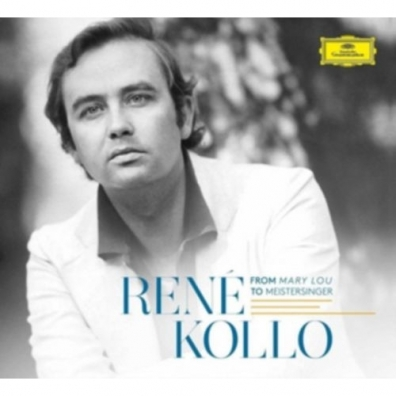Rene Kollo (Рене Колло): From Mary Lou To Meistersinger