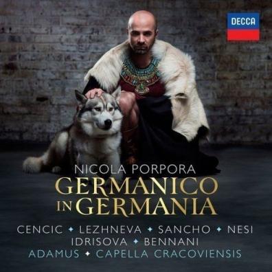 Max Cencic (МаксЭмануэльЦенчи): Porpora: Germanico in Germania