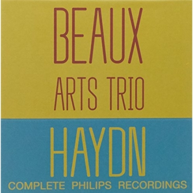 Beaux Arts Trio: Beethoven: Complete Piano Trios