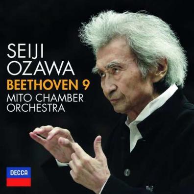 Seiji Ozawa (Сэйдзи Одзава): Beethoven: Symphony No. 9