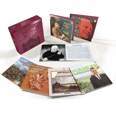 Bernard Haitink (Бернард Хайтинк): Mahler: The Symphonies & Song Cycles