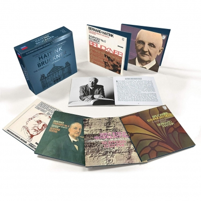 Bernard Haitink (Бернард Хайтинк): Bruckner: The Symphonies