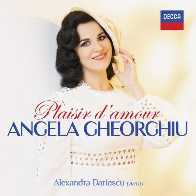 Angela Gheorghiu (Анджела Георгиу): Plaisir d'Amour