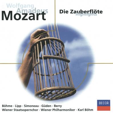 Karl Böhm (КарлБём): Mozart: Die Zauberflöte, K. 620
