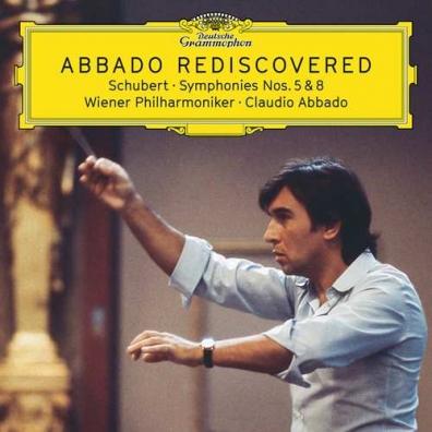 Claudio Abbado (Клаудио Аббадо): Schubert: Symphonies Nos. 5 & 8