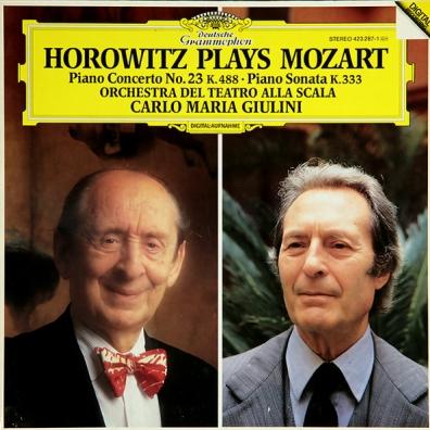 Vladimir Horowitz (Владимир Самойлович Горовиц): Horowitz plays Mozart