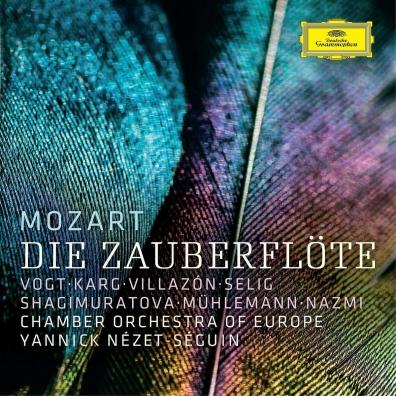Rolando Villazon (Роландо Вильясон): Mozart: Die Zauberflöte