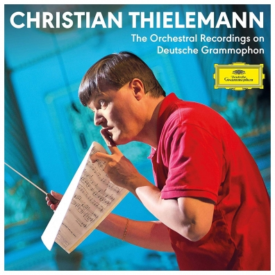 Christian Thielemann (Кристиан Тилеманн): Complete Orchestral Recordings on Deutsche Grammophon