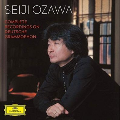 Seiji Ozawa (Сэйдзи Одзава): The Complete Deutsche Grammohpon Recordings: Set