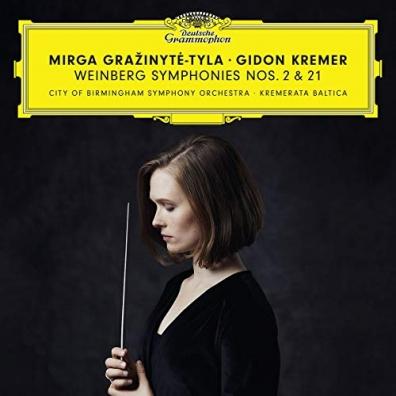 Gidon Kremer (Гидон Кремер): Weinberg: Symphonies Nos. 2 & 21