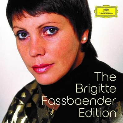 Brigitte Fassbaender (Бригитта Фассбендер): The Brigitte Fassbaender Edition