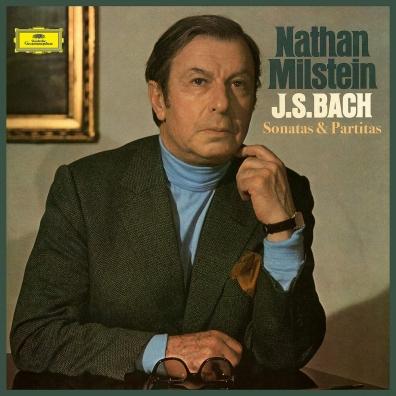 Nathan Milstein (Натан Мильштейн): Bach: Sonatas & Partitas For Solo Violin