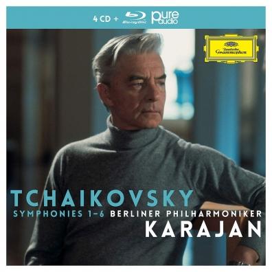 Herbert von Karajan (Герберт фон Караян): Tchaikovsky – The Symphonies