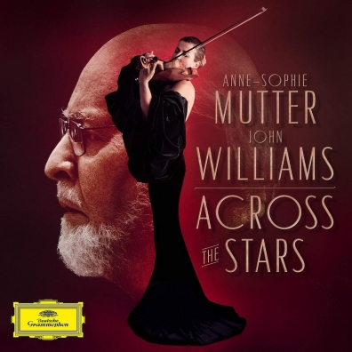 Anne-Sophie Mutter (Анне-Софи Муттер): Across The Stars