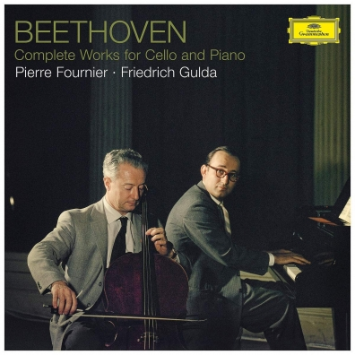 Pierre Fournier (ПьерФурнье): Beethoven: Complete Works for Cello and Piano