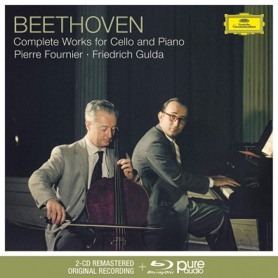 Pierre Fournier (Пьер Фурнье): Beethoven - Complete Works for Cello and Piano