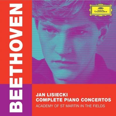 Jan Lisiecki (Ян Лисецкий): Beethoven: Complete Piano Concertos