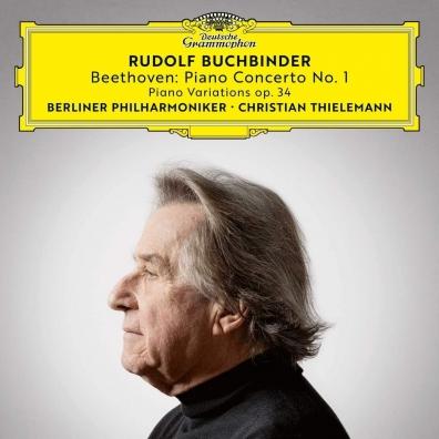 Rudolf Buchbinder (Рудольф Бухбиндер): Beethoven: Piano Concerto No. 1, Op. 15; 6 Piano Variations in F Major, Op. 34