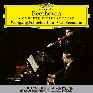 Carl Seemann: Beethoven: Complete Violin Sonatas