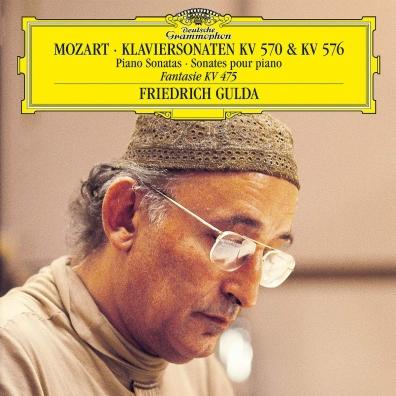 Friedrich Gulda (Фридрих Гульда): Mozart: Piano Sonatas