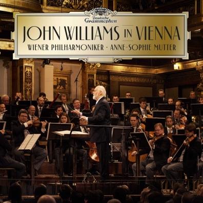 """Anne-Sophie """"Mutter: John Williams in Vienna"""