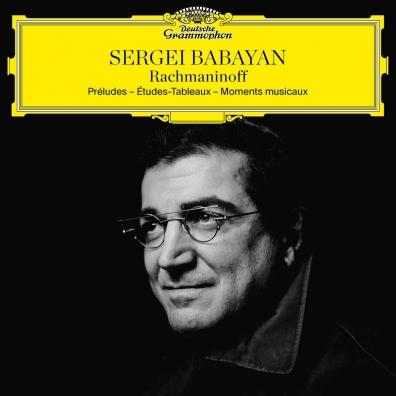 Sergei Babayan (Сергей Бабаян): Rachmaninov Recital