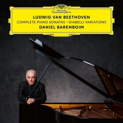 Daniel Barenboim (Даниэль Баренбойм): Beethoven Piano Sonatas and Diabelli Variations