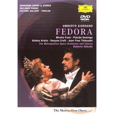 Roberto Abbado (Роберто Аббадо): Giordano: Fedora