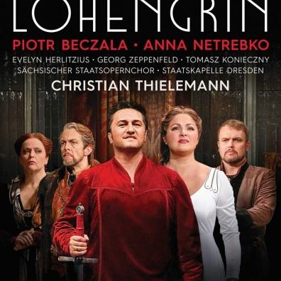 Anna Netrebko (Анна Нетребко): Wagner: Lohengrin