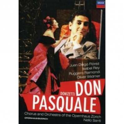 Juan Diego Florez (Хуан Диего Флорес): Donizetti: Don Pasquale