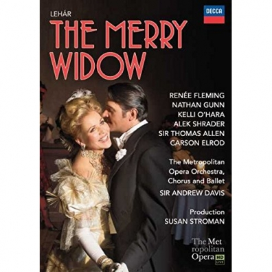 Renee Fleming (Рене Флеминг): The Merry Widow