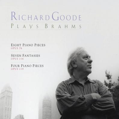 Johanes Brahms (Йоханнес Брамс): Richard Goode Plays Brahms