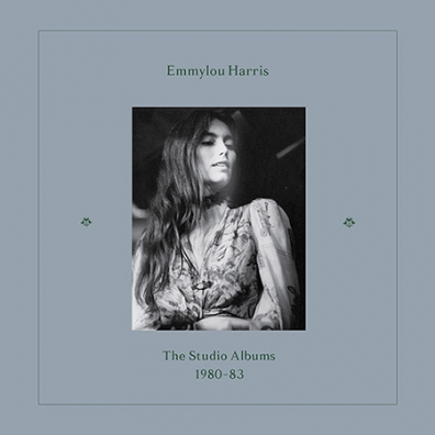 Emmylou Harris (Харрис Эммилу): The Studio Albums 1980-1983 (RSD2019)