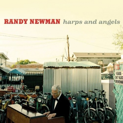 Randy Newman (Рэнди Ньюман): Harps And Angels