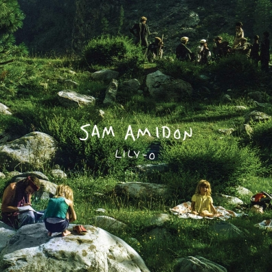 Sam Amidon (Сэм Амидон): Lily-O