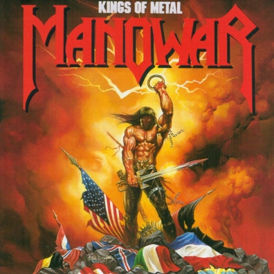 Manowar (Мановар): Kings Of Metal