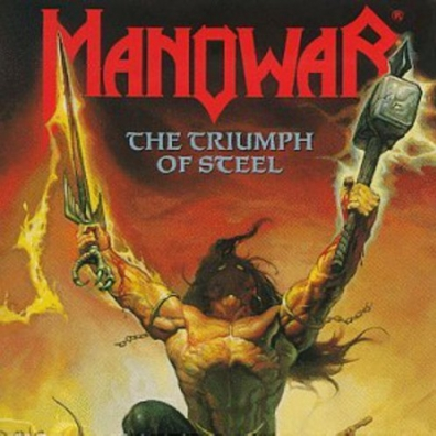 Manowar (Мановар): The Triumph Of Steel